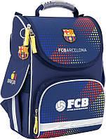 "Рюкзак школьный каркасный ""FC Barcelona"" BC17-501S, ТМ  KITE"