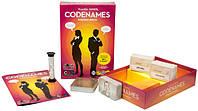 Настольная игра Кодовые имена (англ) Codenames (eng)  14+ от 2-8 игроков 15 мин