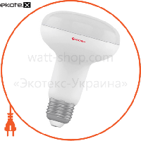 Electrum Лампа светодиодная R80 LR-12 10W E27 4000K алюмопл. корп. A-LR-0277