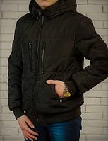 Куртка мужская с манжетом демисезон