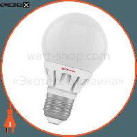 Electrum Лампа светодиодная глоб D60 LG-14 7W E27 4000K алюм. корп. A-LG-0494