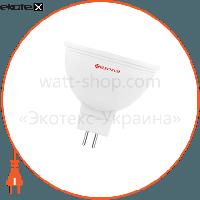 Electrum Лампа светодиодная MR-16 LR-32 5W GU5,3 4000K алюмопл. корп. A-LR-1410