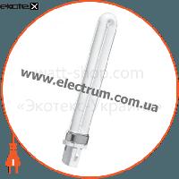 ELM Лампа люминесцентная компактная PL-S12 9W 4000K G23 17-0098