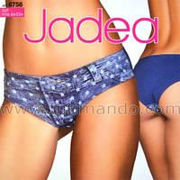 Женские трусы-слип трусы, трусики, слипы, трусики слип Jadea 6756 Италия