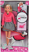 Кукла Simba Штеффи с далматинцем в модном наряде (5738053)
