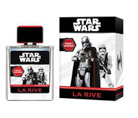 Детская парфюмированная вода для мальчиков STAR WARS FIRST ORDER, 50 мл