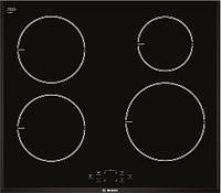 Варочная поверхность электрическая Bosch PIE 651R14E Black
