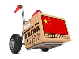 Доставка с Китая в Украину от 10 до 13 дол за 1 кг