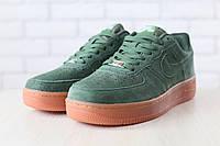 Зеленые мужские кроссовки-криперы Nike