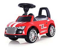 Детская  машинка каталка Sporty Ride-On Racer красная Milly Mally  Польша