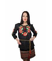 Жіноча вишиванка. Українська вишиванка. Українсбка сорочка. Стильна вишиванка.
