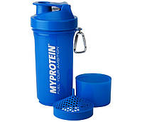 SmartShake Slim blue 500 ml