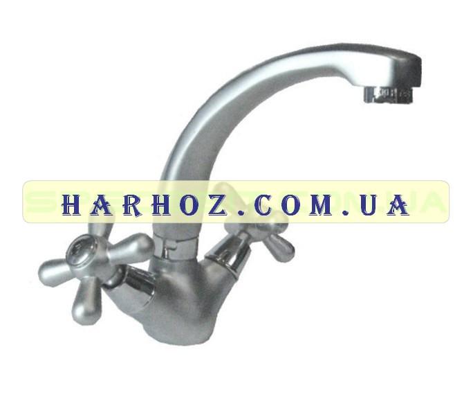 Смеситель для кухни Haiba (Хайба) Dominox satin 272