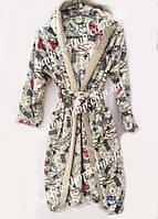 Удобный халат для девочки-подростка  61251