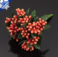 Декоративный букет из 12 цветков (Код: cvety-Buk-005-1)