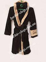 Стильный халат для мальчика-подростка  61254