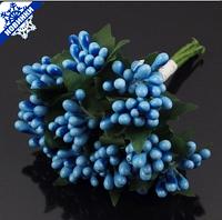 Декоративный букет из 12 цветков (Код: cvety-Buk-005-2)