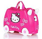Наконец - то! Появился чемодан ТМ Trunki Hello Kitty!
