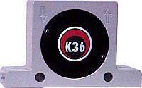 Вибраторы шариковые пневматические серия K 10