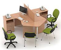 Комплект столов Сенс 10 (2280*1150*1180H)