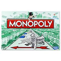 Настольная игра Монополия классическая версия Monopoly 8+ 2-6 человек 90 мин