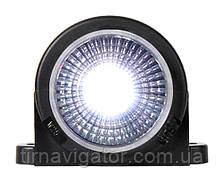 Габарит светодиодный на кабину LED (белый) (W25RF)