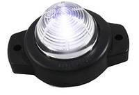 Габарит светодиодный передний LED (белый) (LD358)