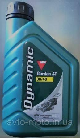 Масло моторное Dynamic Garden 4т 30W40 газонокосилка