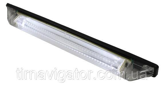 Габарит светодиодный передний LED (белый) (LD472)
