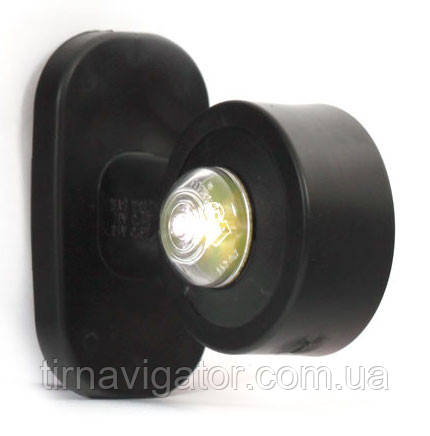 Габаритний-бічний ріг LED (прямий, короткий, лівий) (W21.1/134)