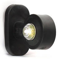 Габаритный-рог боковой LED (прямой, короткий, левый)  (W21.1/134)