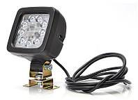 Лампа светодиодная заднего хода LED 100*100 (9-LED, 1300Lm)