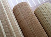 Купить обои бамбуковые, простроченные