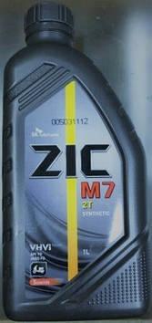 Масло моторное ZIC 2т M7