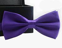 Галстук-бабочка Purple