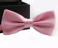 Галстук-бабочка Pink