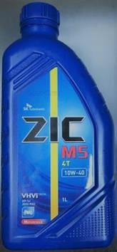 Масло моторное ZIC М5 4т