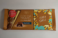Шоколад Cocoa Travel Ivory Coast Truffles 100 гр.