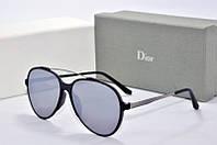 Солнцезащитные очки Dior черные