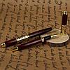 Эксклюзивные ручки в подарочном футляре с подставкой для визиток Albero Ode DS319269FB, фото 7