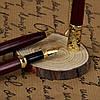 Эксклюзивные ручки в подарочном футляре с подставкой для визиток Albero Ode DS319269FB, фото 8
