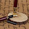 Эксклюзивные ручки в подарочном футляре с подставкой для визиток Albero Ode DS319269FB, фото 9