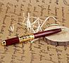 Подарочная шариковая ручка с подставкой под визитки Albero Ode 21S269, фото 6