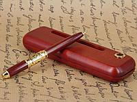 Подарочная шариковая ручка с подставкой под визитки Albero Ode 21S269