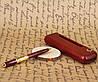 Подарочная шариковая ручка с подставкой под визитки Albero Ode 21S269, фото 7