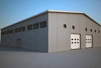 Строительство овощехранилища, склада