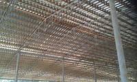 Строительство навесов из металлоконструкций