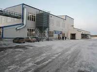 Строительство Мельничный комплекс. Производственное помещение