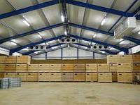 Овощехранилищ, складов и пр строительство