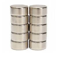 N50 магниты неодимовые сильные 5x3мм (набор 100 штук)